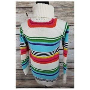 GAP Other - gap sweater colorful button up